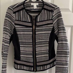 Black/ white dressy jacket